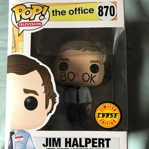 Jim Halpert Funko POP